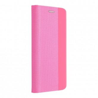 Страничен калъф тип тефтер Sensitive Book за Samsung S20 Ultra, розов