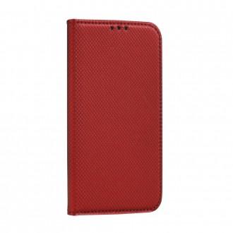 Страничен калъф тип тефтер Smart Book за Nokia 2.3 ,Червен