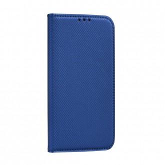 Страничен калъф тип тефтер Smart Book за Nokia 2.3 ,Син