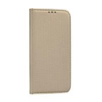 Страничен калъф тип тефтер Smart Book за Samsung S7 Edge, златен