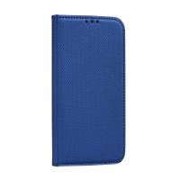 Страничен калъф тип тефтер Smart Book за Xiaomi Mi Note 10/10 Pro син
