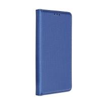 Страничен калъф тип тефтер Smart Book за Xiaomi Redmi 9T, Син