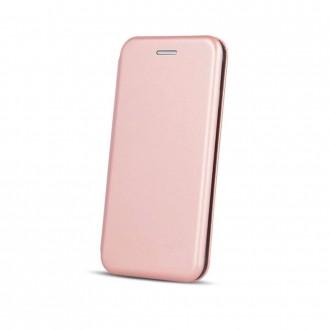 Страничен калъф тип тефтер Smart Diva за Samsung J4 Plus пепел от рози