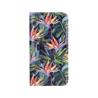 Страничен калъф тип тефтер Smart Trendy за Samsung Galaxy A70 Paradise Flower