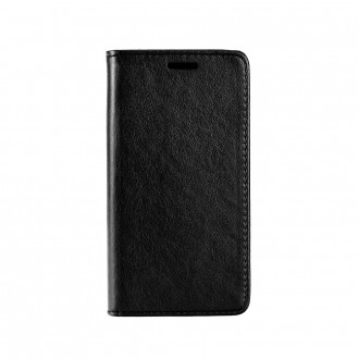 Страничен калъф тип тефтер за HTC Desire 820 Magnet Book черен