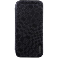 Страничен калъф тип тефтер за HTC One M8 Baseus черен