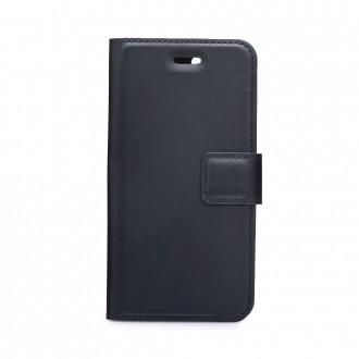 Страничен калъф тип тефтер за Huawei Honor 9 Lite Flexi Book черен