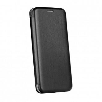 Страничен калъф тип тефтер за Huawei Y6 2018 Book Elegance черен