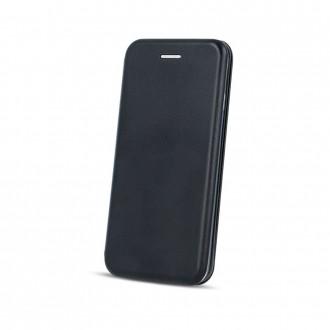 Страничен калъф тип тефтер за iPhone XS Max Smart Diva черен