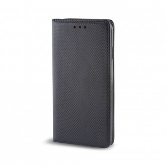 Страничен калъф тип тефтер за Nokia 2.1 / 2 (2018) Smart Book черен