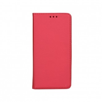 Страничен калъф тип тефтер за Sony Xperia XA1 Smart Book червен
