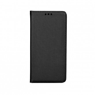Страничен калъф тип тефтер за Xiaomi Redmi 6 Smart book черен