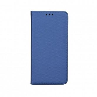 Страничен калъф тип тефтер за Xiaomi Redmi 6A Smart book син