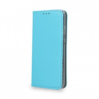 Страничен калъф тип тефтер за Xiaomi Redmi Note 5A Smart Book тюркоаз