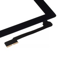Тъч за iPad 3/4 черен / Touch screen iPad 3/4 black
