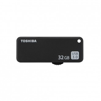 Toshiba flash memory (32 GB | USB 3.0) черна