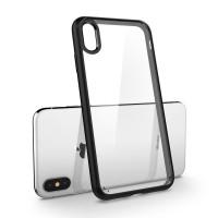 Твърд кейс Spigen Ultra Hybrid за iPhone XS Max , черен