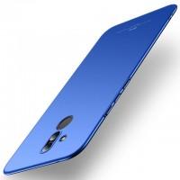 Ултра тънък твърд гръб MSVII за Huawei Mate 20 Lite ,син