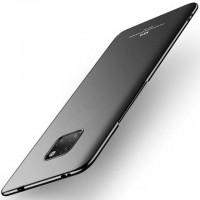 Ултра тънък твърд гръб MSVII за Huawei Mate 20 Pro ,черен