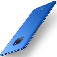 Ултра тънък твърд гръб MSVII за Huawei Mate 20 Pro ,син