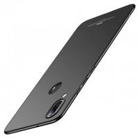 Ултра тънък твърд гръб MSVII за Huawei P20 Lite черен