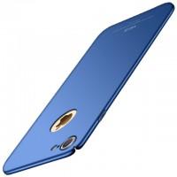 Ултра тънък твърд гръб MSVII за Iphone 7 / Iphone 8 ,син