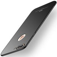 Ултра тънък твърд гръб MSVII за Iphone 7 Plus/Iphone 8 Plus ,черен