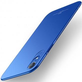 Ултра тънък твърд гръб MSVII за Iphone XR, син
