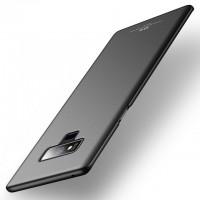 Ултра тънък твърд гръб MSVII за Samsung Galaxy Note 9 ,черен