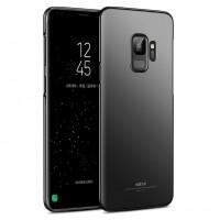 Ултра тънък твърд гръб MSVII за Samsung Galaxy S9 ,черен