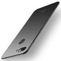 Ултра тънък твърд гръб MSVII за Xiaomi Mi 8 Lite, черен