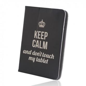 Универсален тефтер за таблет 7-8'' Keep Calm