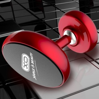 Универсална магнитна стойка за кола XO Design C27 червена