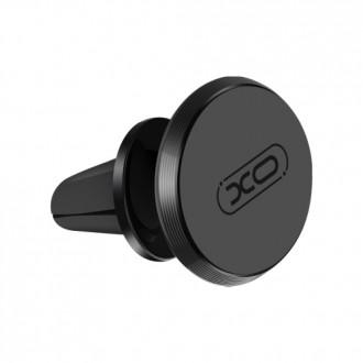 Универсална магнитна стойка за кола за въздуховод XO Design C30B черна