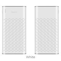Външна преносима батерия 30000 mAh HOCO Rege B31A ,бяла