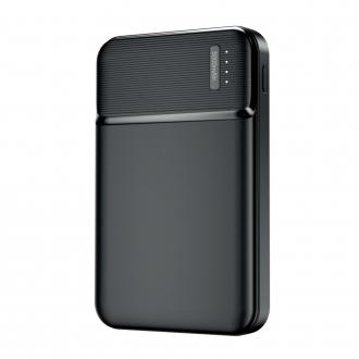 Външна преносима батерия Maxlife MXPB-O1 5000mAh, черна