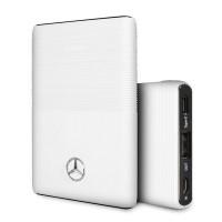 Външна преносима батерия Mercedes Powerbank MEPB5KAESBK 5000 mAh бяла