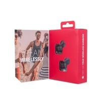 Wireless earbuds Безжични bluetooth слушалки Forever , TWE-100 , черни