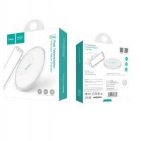 Wirless безжично зарядно HOCO Homey 1A CW6 бяло