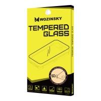 Закалено стъкло за цял екран Wozinsky FULL Glue 5D за Huawei P10 lite, бяла рамка