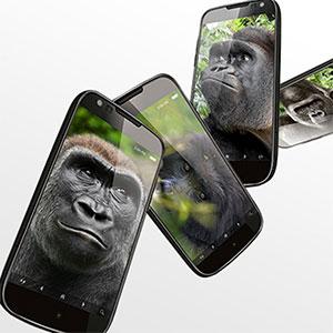 смяна на Gorilla Glass