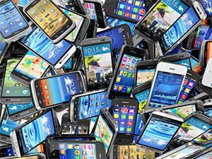замяна на стари мобилни телефони